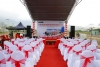 Ground breaking ceremony of Cortex Vietnam Garment Co., Ltd Factory, Lienchieu Industrial Park