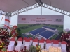 Ground breaking ceremony of Landmark Vietnam Co., Ltd Factory, Thuanthanh II IP