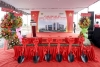 The Groundbreaking Ceremony of Logistic Equipment Xinquang Vietnam Co., Ltd